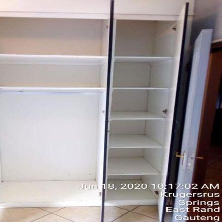 Rent this 2 bed apartment on Mentz Street West in Ekurhuleni Ward 76, Springs