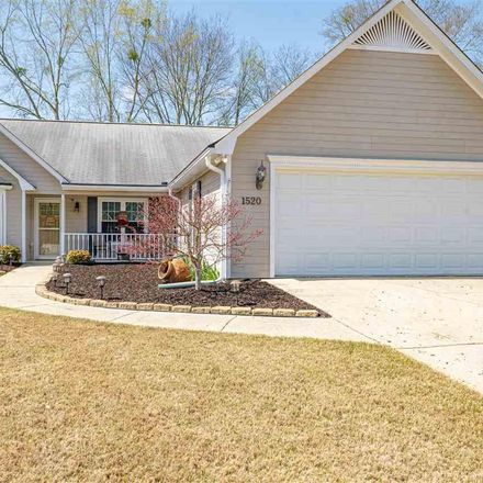 Rent this 3 bed house on 1520 Timber Drive in Helena, AL 35080