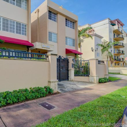 Rent this 2 bed condo on 300 Madeira Avenue in Coral Gables, FL 33134