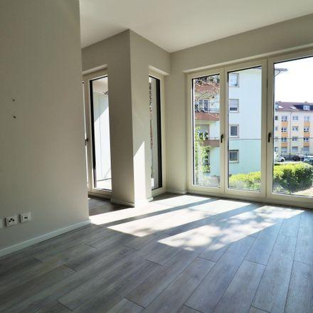 Rent this 3 bed apartment on Bäckerweg 10 in 60316 Frankfurt, Germany