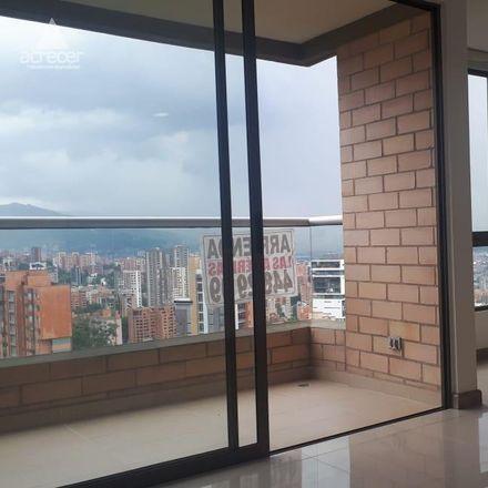Rent this 2 bed apartment on Carrera 24DA in Comuna 14 - El Poblado, Medellín