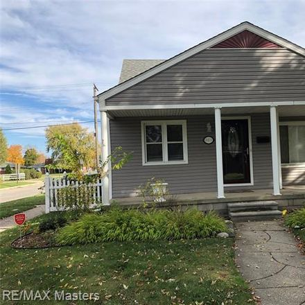 Rent this 3 bed house on 14613 Longtin Street in Southgate, MI 48195
