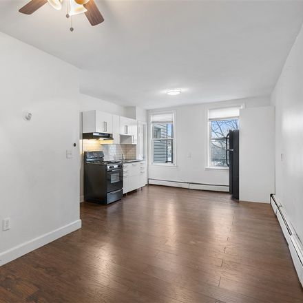 Rent this 2 bed apartment on Cambridge Ave in Jersey City, NJ