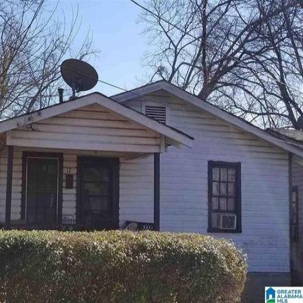 Rent this 2 bed house on 83 5th Court South in Birmingham, AL 35205