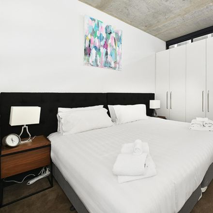 Rent this 1 bed apartment on Galleria Arcade in The Foundry, Melbourne City VIC 3000