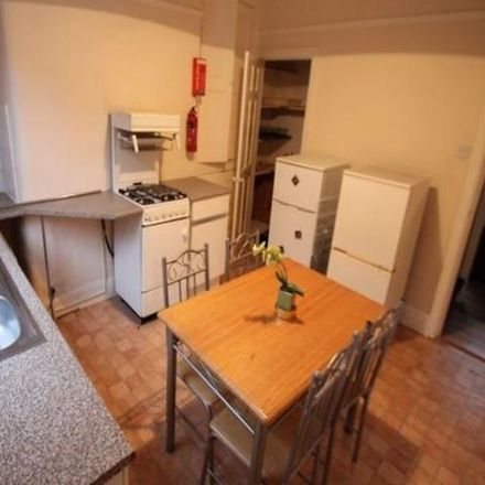Rent this 4 bed house on Poverty Aid UK in Harold Terrace, Leeds LS6 1LD