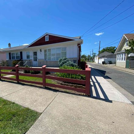 Rent this 2 bed house on Crossan Avenue in Atlantic City, NJ 08401