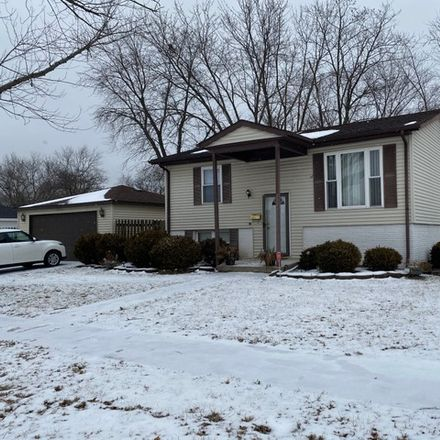 Rent this 3 bed house on 22241 Kostner Avenue in Richton Park, IL 60471
