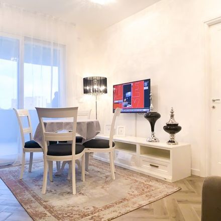 Rent this 1 bed apartment on Via Giuseppe Giacosa in 00137 Rome RM, Italy