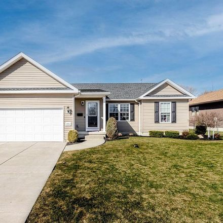 Rent this 3 bed house on 846 Falcon Drive in Depew, NY 14043