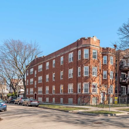 Rent this 2 bed condo on 4857-4859 North Lawndale Avenue in Chicago, IL 60625