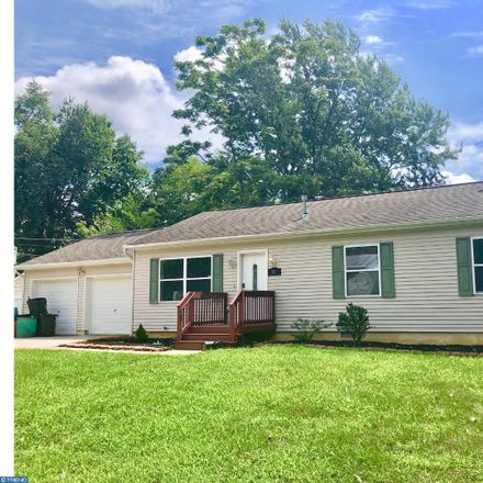 Rent this 3 bed house on 30 East Phoenix Avenue in Lawnside, NJ 08045