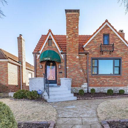 Rent this 2 bed house on 6456 Lansdowne Avenue in City of Saint Louis, MO 63109