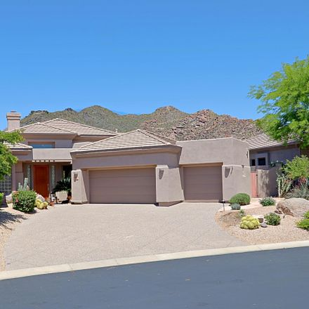 Rent this 3 bed house on 6564 East Whispering Mesquite Trail in Scottsdale, AZ 85266