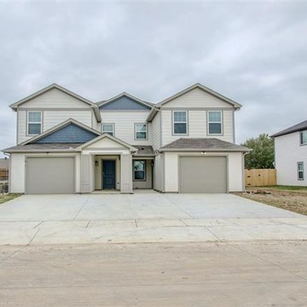 Rent this 3 bed house on 3824 Sheraton Road in Denton, TX 76209