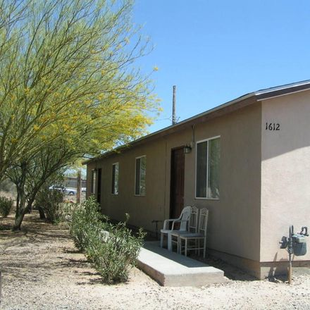 Rent this 0 bed duplex on 1612 North Mohave Avenue in Tucson, AZ 85745