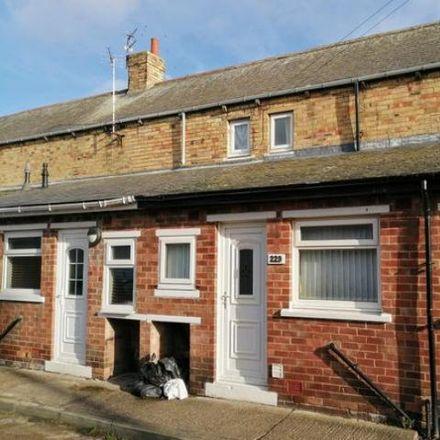 Rent this 2 bed house on Ashington NE63 0QA