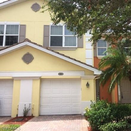Rent this 3 bed townhouse on Lazio Way in Fort Myers, FL 33907
