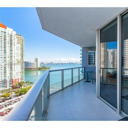 Rent this 2 bed condo on Brickell House in 1300 Brickell Bay Drive, Miami