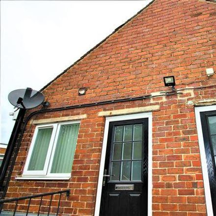 Rent this 1 bed apartment on Six AM Tackle and Bait in Worksop Road, Rotherham S26 4WA