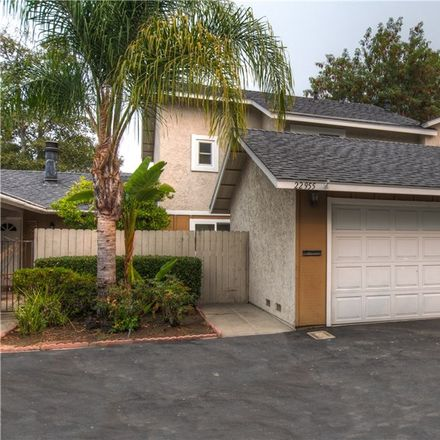 Rent this 3 bed condo on 22955 Moonstone Lane in Lake Forest, CA 92630