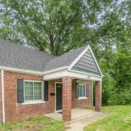 Rent this 2 bed house on 1412 Sleepy Hollow Road in Park Hills, KY 41011