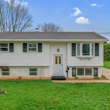 Rent this 4 bed house on 718 South Lee Street in Appleton, WI 54915
