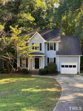Rent this 4 bed apartment on 2913 Isabella Drive in Raleigh, NC 27603