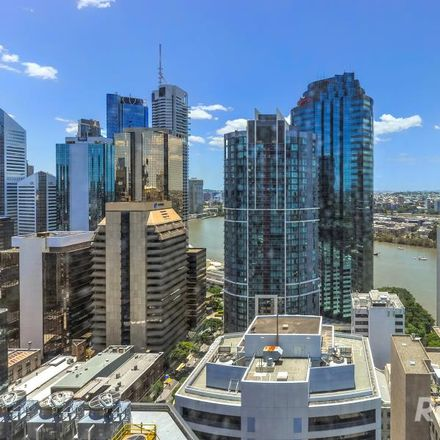 Rent this 1 bed apartment on 3111/222 Margaret Street