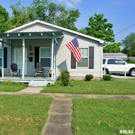 Rent this 3 bed house on 409 Frelinghuysen Street in Metropolis, IL 62960