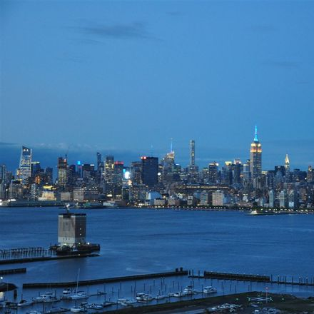 Rent this 2 bed condo on 2nd St in Jersey City, NJ