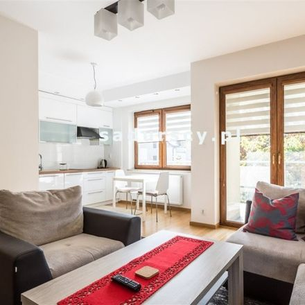 Rent this 2 bed apartment on Komuny Paryskiej 42 in 30-389 Krakow, Poland