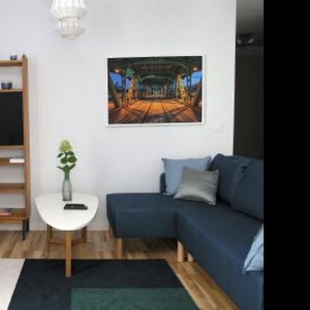 Rent this 1 bed apartment on Warsaw in Praga-Północ, 14