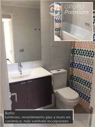 Rent this 2 bed apartment on Avenida Vicuña Mackenna Poniente 6722 in 824 0000 La Florida, Chile