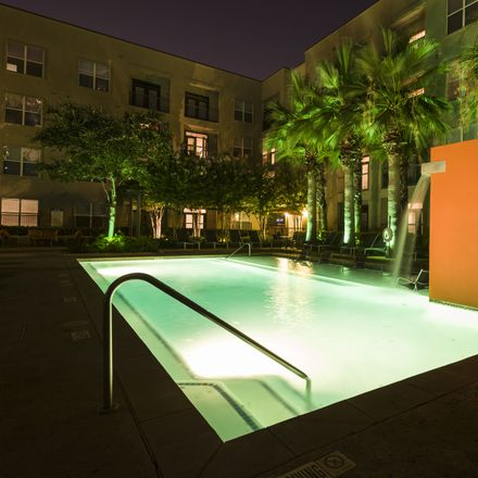 Rent this 2 bed apartment on Lakewood Church Central Campus in Norfolk Street, Houston