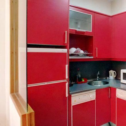 Rent this 1 bed apartment on JC Chueca in Calle de las Infantas, 5