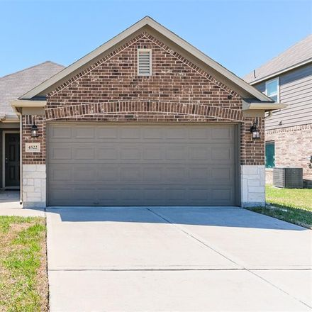 Rent this 3 bed house on Hill Rd in Rosenberg, TX