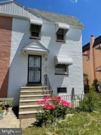 Rent this 3 bed townhouse on 53 Foster Avenue in Sharon Hill, PA 19079