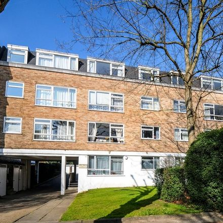 Rent this 1 bed apartment on Hamilton Road in London W5 2EG, United Kingdom