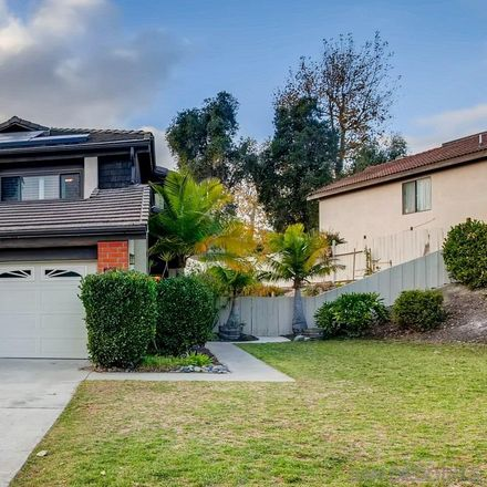 Rent this 4 bed townhouse on 16070 Turtleback Road in San Diego, CA 92127