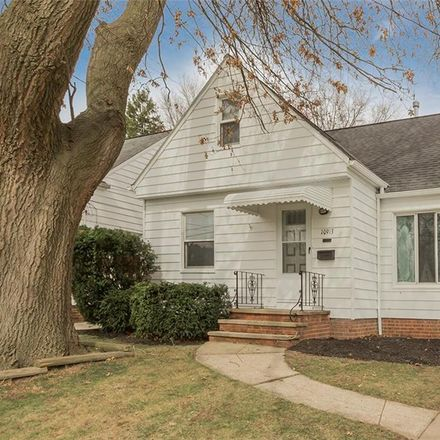 Rent this 3 bed house on 10913 Brunswick Avenue in Garfield Heights, OH 44125