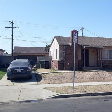 Rent this 3 bed house on West 137th Street in Gardena, CA 90247