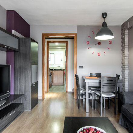 Rent this 3 bed apartment on Supermercados Consum in Carrer de Berruguete, 08035 Barcelona