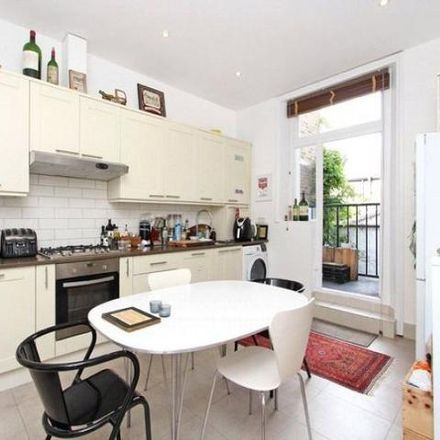 Rent this 3 bed apartment on 47 Marloes Road in London W8 5LL, United Kingdom