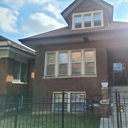 Rent this 4 bed house on 7831 South Laflin Street in Chicago, IL 60620
