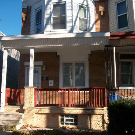 Rent this 3 bed townhouse on 4531 North 15th Street in Philadelphia, PA 19140