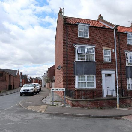 Rent this 3 bed house on Scaife Mews in Beverley HU17 0GB, United Kingdom