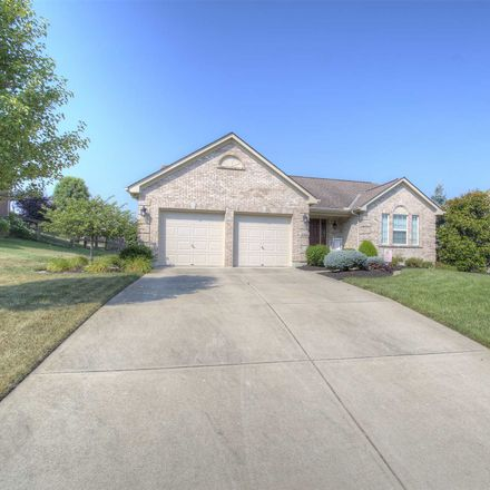Rent this 3 bed house on 10606 Williamswoods Drive in Independence, KY 41051