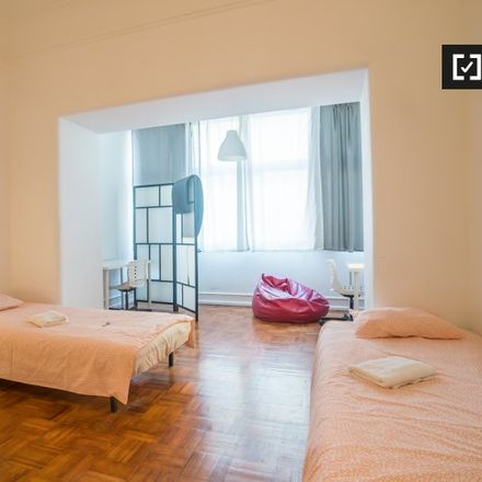 Rent this 7 bed apartment on CGD in Avenida Almirante Reis, Lisbon