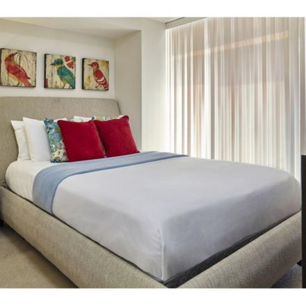 Rent this 1 bed apartment on AQ Rittenhouse in 2021 Chestnut Street, Philadelphia